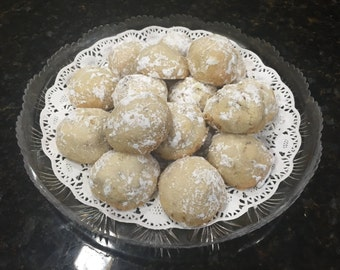 Butternut cookies