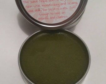 Soothing Hand Salve