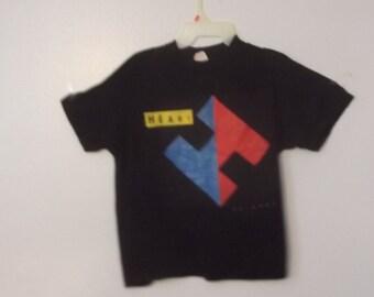 Heart Concert T-Shirt.