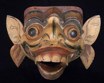 Wayang Wong Monkey Mask (Hanuman)