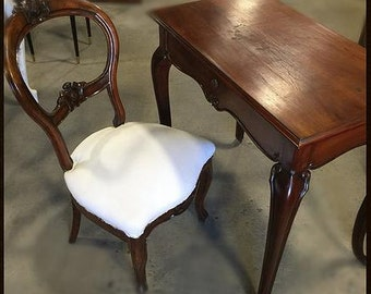 Late 19th Century Antique Chair