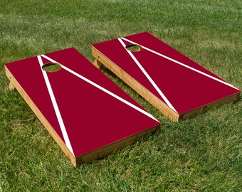 Washington State Cougars Cornhole Board Set