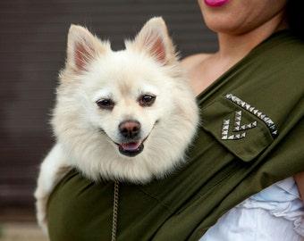 Army dog Sling