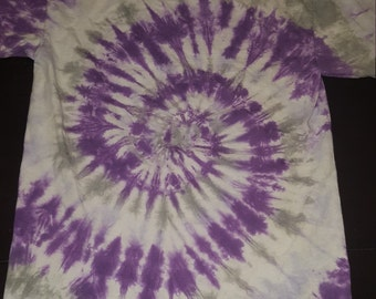 Youth Large Tie-dye T-shirt
