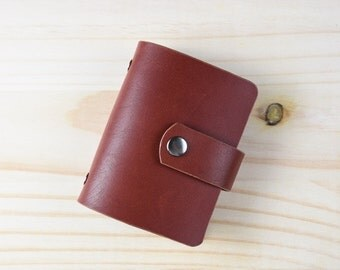 Goofy Leather - Card Case