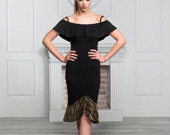 Golden Tulip dress