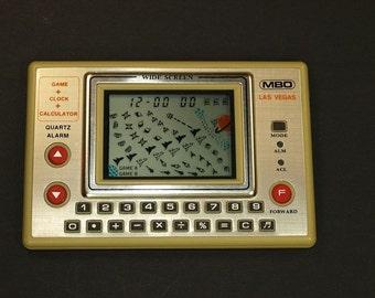 Vintage Computer Video games video game Las Vegas MBO calculator. Fully functional