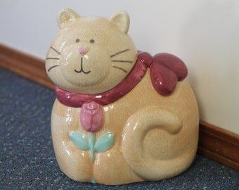 Ceramic Cat Photo