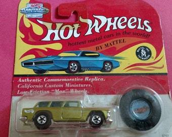 NEW Hot Wheels vintage collection