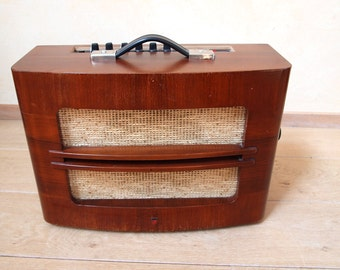 Fender Guitar Amplifier in years 50 cabinet