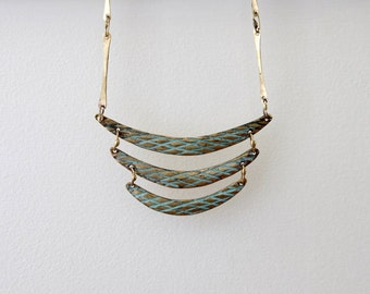 Bronze Necklace - TLALLI