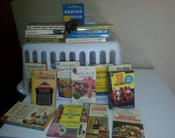 Collector's cook books