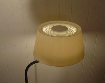 Vintage Lightolier floor lamp mid century modern Gerald Thurston
