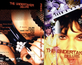 PRINCE THE UNDERTAKER dvdr (Paisley Park Performance 1993)