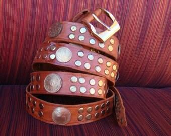Moroccan belt - Twice Wrap