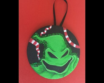 Oogie Boogie Ornament