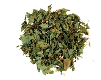 Hawthorn Loose Leaf Leaves And Flowers Loose Herbal Tea - Buy Any 2x50g Get 1x50g Free!