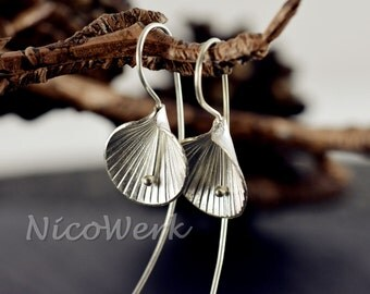 Silver earrings women's earrings jewelry earrings 925 gift SOR115