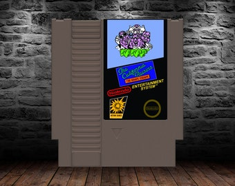 California Raisins: The Grape Escape - Never-Released-Dried Grape Platforming Adventure - NES