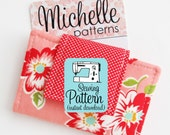 Business Card Wallet PDF Sewing Pattern