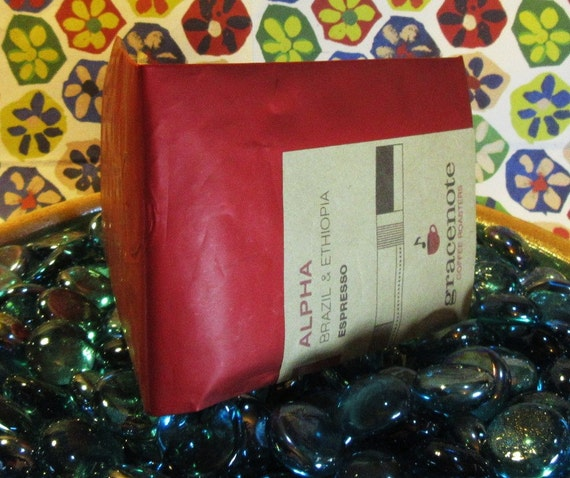Recycled Coffee Bag Wallet