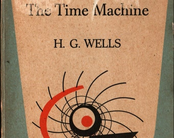 The War of the Worlds and The Time Machine - H. G. Wells - 1961 - Vintage Book