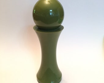 Vintage Pepper Grinder Made in Italy by Tre Spade