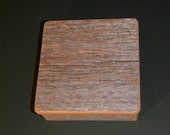 Barnwood BUTTERFLY BOX #2 handmade from reclaimed weathered wood - rustic refined