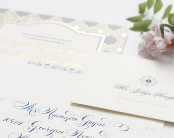Envelope Addressing, Calligraphy, Invitation, Save the Date, Announcement handwritten mail