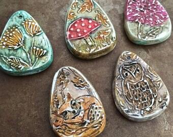 Autumn Vignette Beads