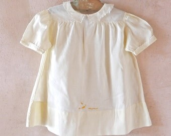 Little Duckling Dress Size 2 to 3