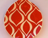 Ceramic Plates Tear Shaped custom order
