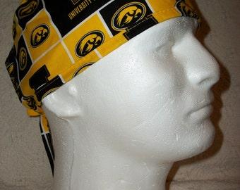 University of Iowa Medical Scrub Hat
