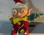 Hold for chuck sitting ELF