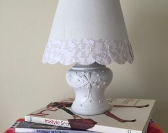Cream of the Crop lamp