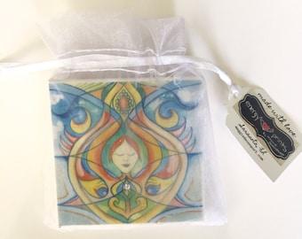 Discovery Goddess Energy Print