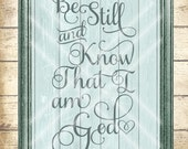 Bible Verse SVG - Be Still and Know SVG Cutting File - Psalm 46:10 SVG - Digital svg, dfx, png and jpg files available - Instant Download