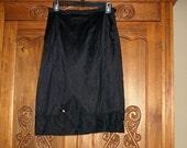 Beverly Vogue Skirt Saver Half Slip 60s Vintage Lingerie size 30