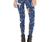 Sharp Shirter Magic Forest Leggings