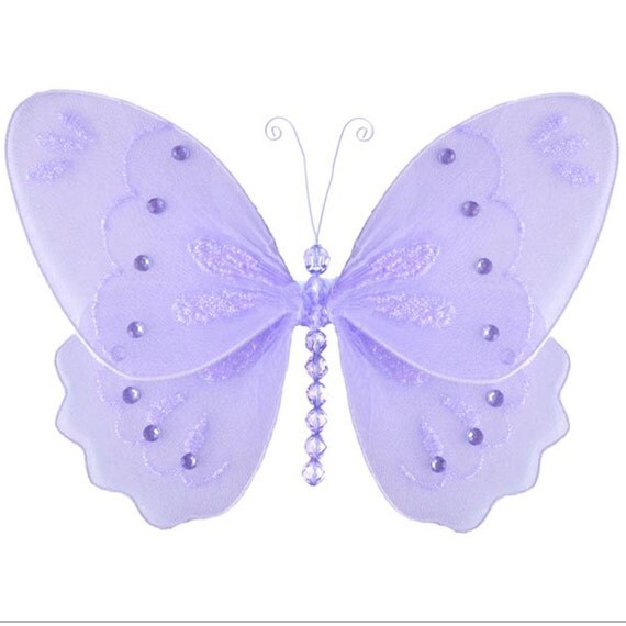 One Dollar Nylon Butterfly Decorations 24