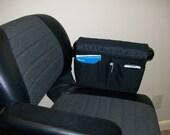 Smartie Pak Teen - Power Chair Bag - Heather Black