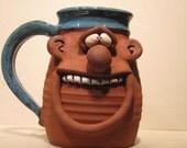Happy Guy   Mug ........                              e872