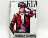 Sewn Comic Book Wallet - Guardians of the Galaxy - Star-Lord