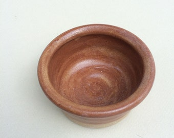 handmade  bowl for prep work / trinkets/ soap dish / serving/ceramic/ pottery SB3