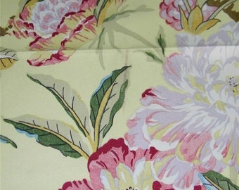 2 Kravet Soleil Outdoor Fabric Swatch Miromar Yellow Tropical 11903