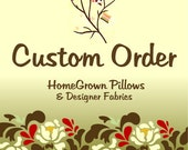 Custom Listing for Kelly, Hot Cold Pack, Amy Butler Coriander Fabric