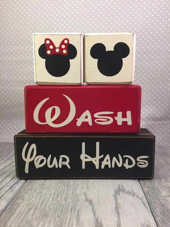 Mickey mouse bathroom decor target folat