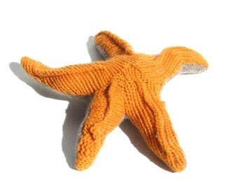 Sweater Scrap Starfish