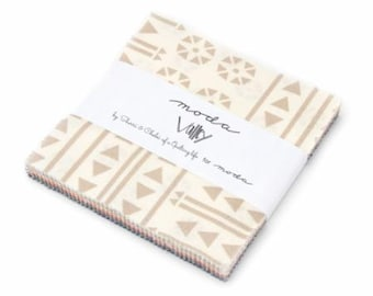 SALE 5 inch charm pack VALLEY Moda Fabric