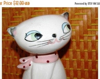Valentines Day Sale Vintage Retro Kitty Cat Shaker, Cat, Kitty Cat  Meow, Made in Japan, Feline Cat's Meow